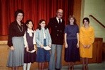 Weston Historical Society school awards 1981