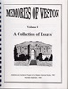 Memories of Weston Volume I